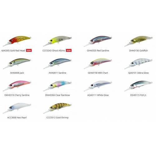 Tetra Works Toto Shad 48S