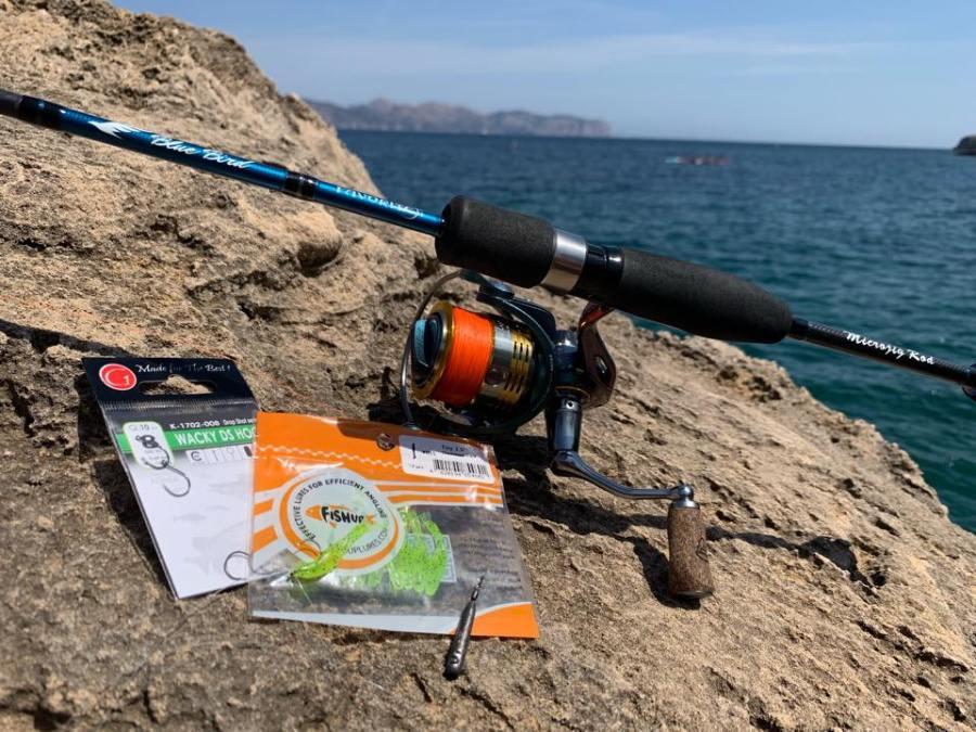 Light Rock Fishing Malzemeleri