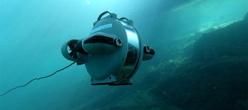 Su Altı Görüntüleme Cihazı DeepTrekker