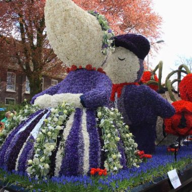 Blumenkorso Holland
