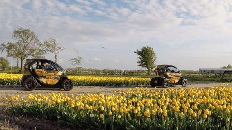 Renault Twizy Tour