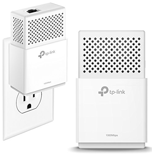 TP-Link Powerline 1000 Mbps WiFi Kit, 1 Gigabit Port TL