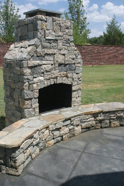Tulsa Stone And Brick Works Galleries