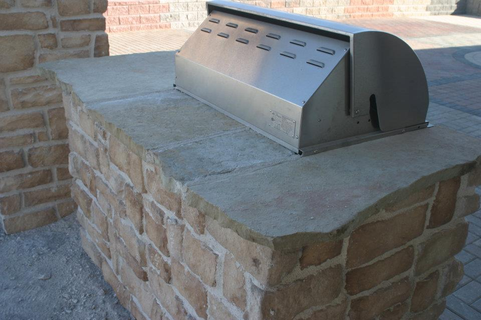 Kodiak Custom Masonry Tulsa Brick Works Outdoor Kitchens
