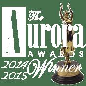 2015 Aurora Award Winner