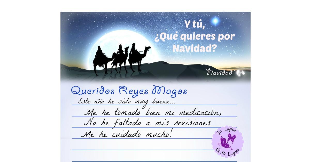 Queridos Reyes Magos Tu Lupus Es Mi Lupus Promover buenos valores contenidos : queridos reyes magos tu lupus es mi lupus