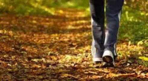 caminando hacia el vacio
