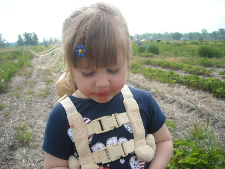 Using a child safety harness for kids