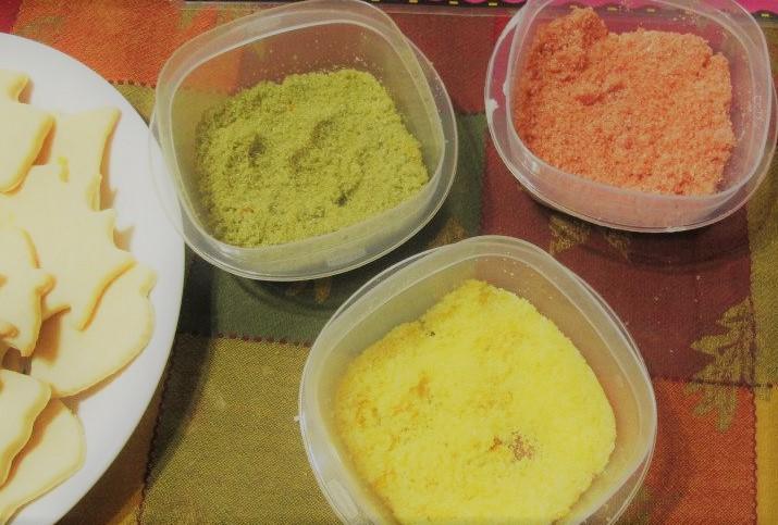 dye free sprinkles