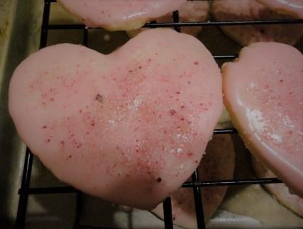 gluten, dairy, dye free cookies