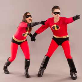 Incredibles DIY costume