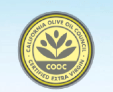 Seal to show approved olive oil for the Nemechek protocol
