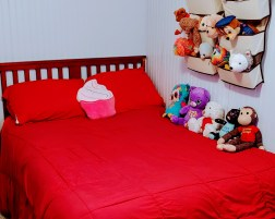 Comfortable bedding is an important part of an ideal sleep environment