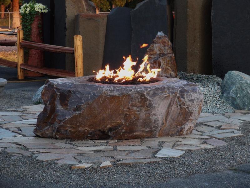 Fire Features  TumbleStone