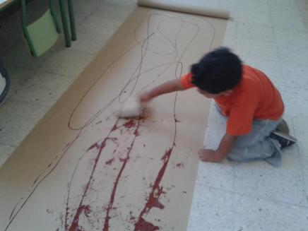 Pintando la tierra