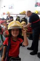 ¿Quién quiere ser bombero?