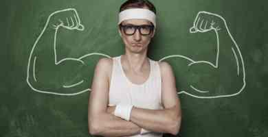 Nutrición para principiantes ganar musculo portada