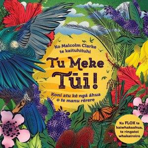 Tu Meke Tūī Book cover
