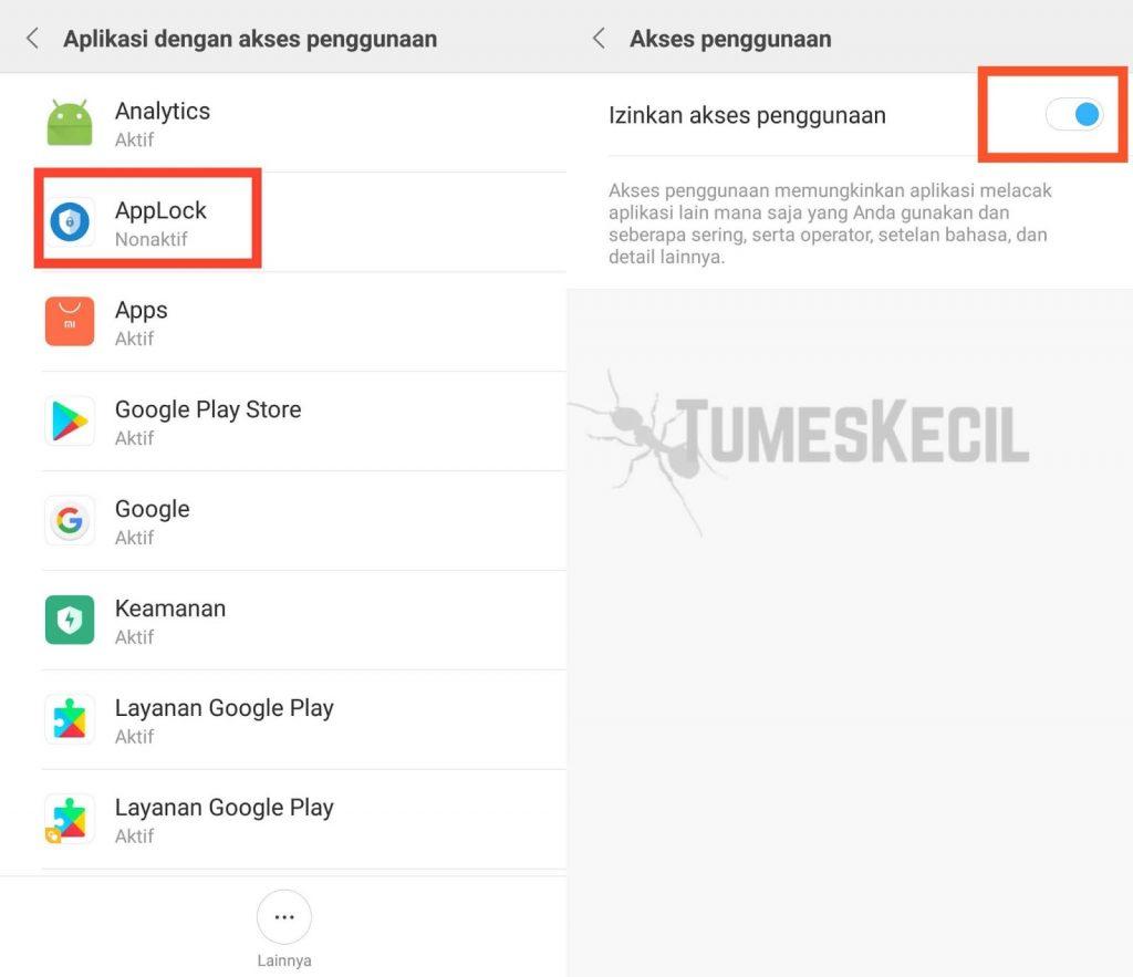 cara mengunci aplikasi di android samsung j2 prime