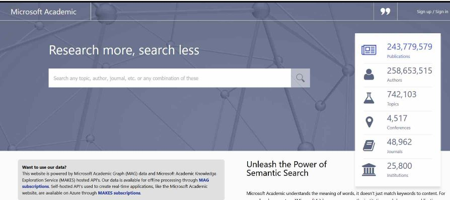 web untuk mencari jurnal penelitian