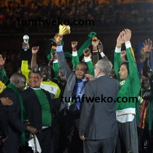 Zambia Gains Two Spots On FIFA Ladder