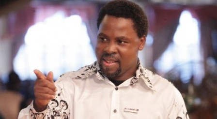 "T. B. Joshua: ""Chelsea Will Win The Champions League,"""