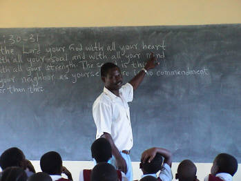 About 50,000 Teachers Unemployed In Zambia