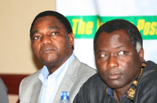 HH: UPND Ready For Any Election That May Occur, Even At Presidential Level