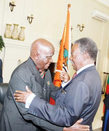 Is Dr Kenneth Kaunda FOR REAL, is he Serious? 'It is a Shame he has now turned into a recruiting officer of PF'