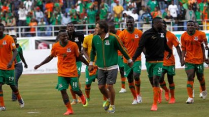 Zambia, Renard Nominated for CAF Awards