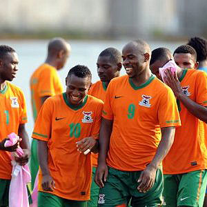 Match Report: Zambia Ends 2012 Year On a High, Bafana Taught How Football Is Played
