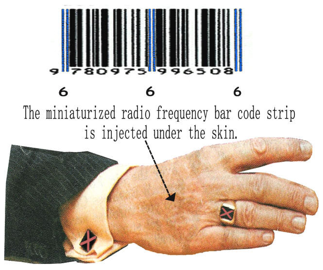 Mark Of Th Beast?: All Americans Will Receive a Microchip Implant in 2013 Per ObamaCare