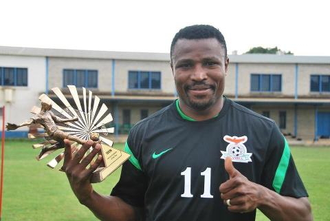 Katongo Slams Bogus CAF Awards After Winning BBC Award 'I did my best and the people have spoken – that's the beauty of this award'