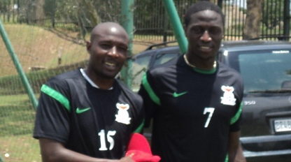 Chintu Kampamba Recalled after Being Dropped from AfCON13 Squad, this time to Be Part Of Technical Bench