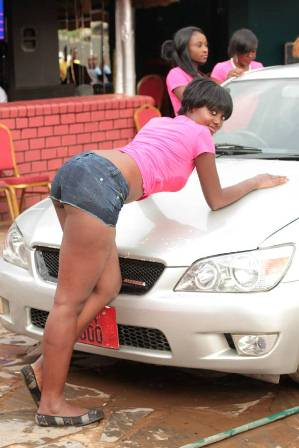 Photos From Bum Short Car Wash @East Point Discoteque