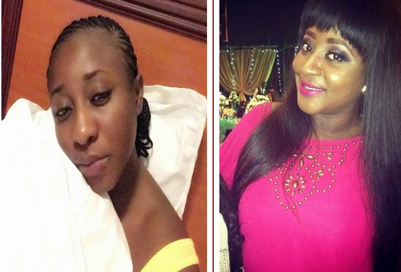 Ini Edo Posts No Make-Up Photo After Nigeria Drew 0-0 With Iran