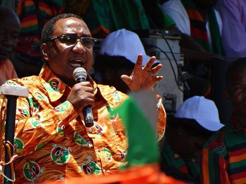 GBM's Endorsement Of HH Boost UPND's Chances To Win 2015 Election – Lifwekelo
