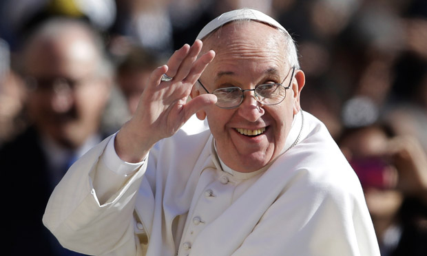 """Pope: The Phrase """"Lead Us Not Into Temptation"""" In The 'The Lord's Prayer' Goes Against The Teachings Of The Bible"""