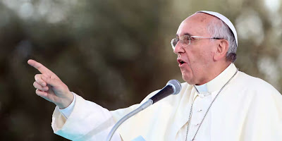 Pope Warns World Is Close To Nuclear War