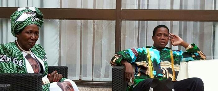 SHAME: Inonge Wina Apologies For Doing What Is Right