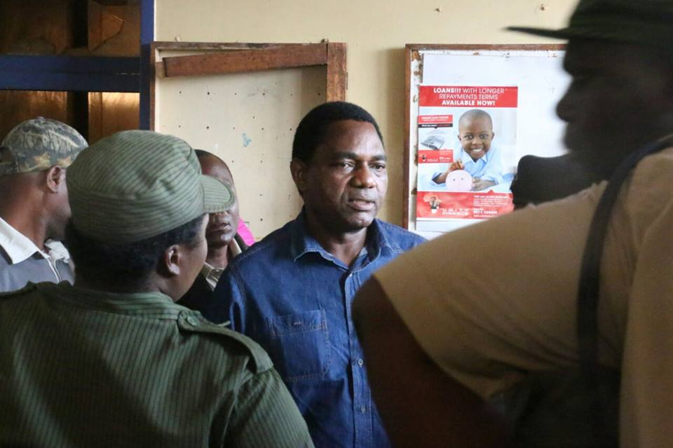 Breaking News: HH Arrested And Now in Police Custody – Tumfweko