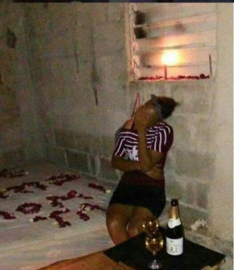 Valentine! See Photo That Has Got A lot Of People Talking
