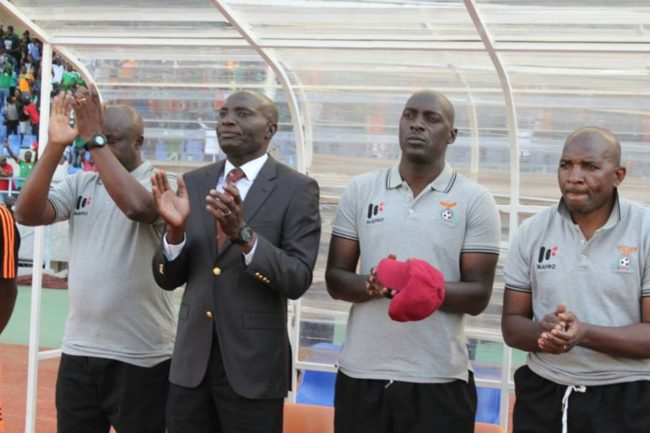 Wada Resigns as Chipolopolo Coach