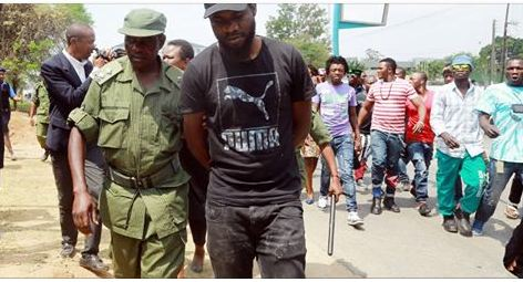 Court Revokes Pilato's Bond