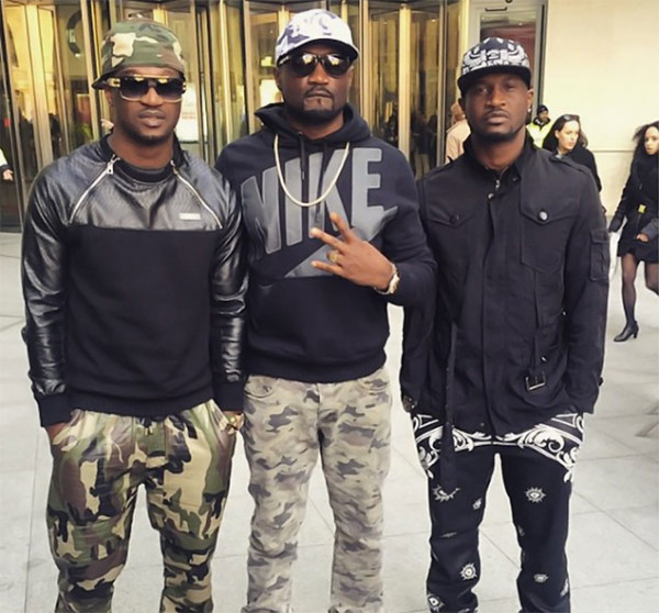 Psquare's Peter And Paul Okoye Finally Split Up