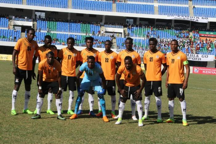Zambia Up By 18 Places On Fifa Rankings