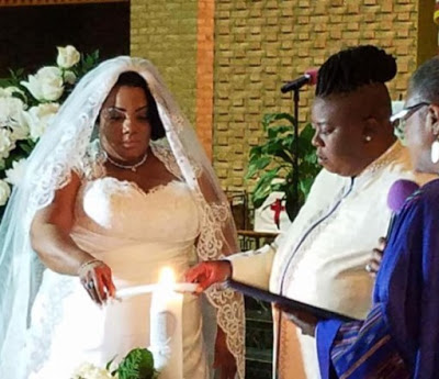 Lesbian 'Pastors' Wed In The United States