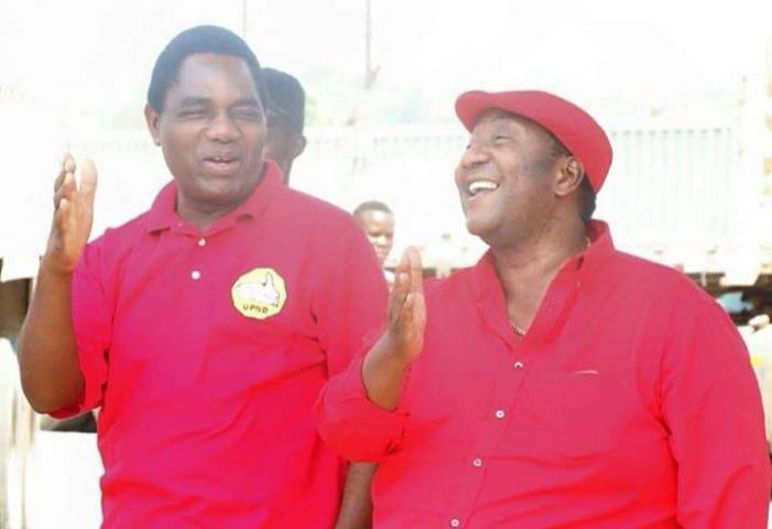 HH Says UPND Is Ready to Govern