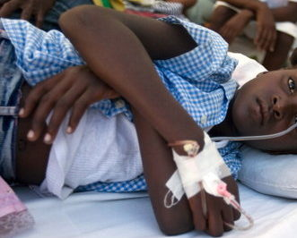 K64 million Used In Cholera Fight