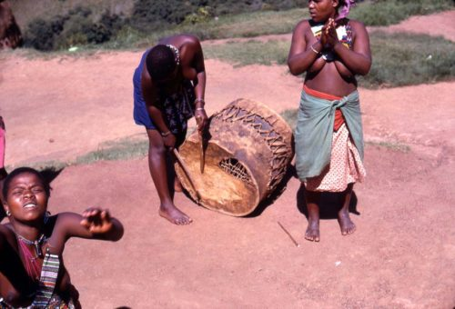 Burundi Government Bans Women From Playing Drums